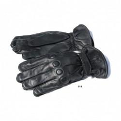 gants cuir noir souple...