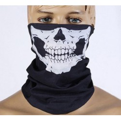 foulard tour de cou tête de...