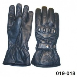 gants en cuir soft ride