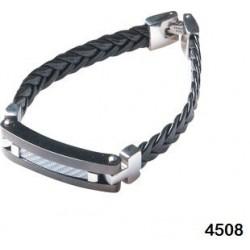 bracelets en acier carbone...