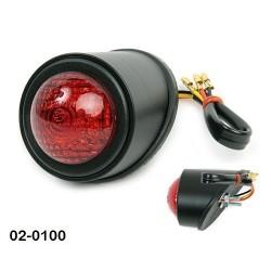 lampe AR ronde noir ou...