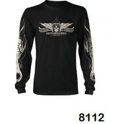 T-shirt  MOTOWORKS noir...